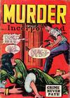 Cover for Murder Incorporated (Fox, 1948 series) #9