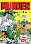 Cover for Murder Incorporated (Fox, 1948 series) #13