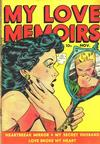 Cover for My Love Memoirs (Fox, 1949 series) #9