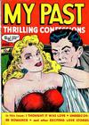 Cover for My Past Thrilling Confessions (Fox, 1949 series) #7