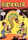 Cover for Ribtickler (Fox, 1945 series) #2