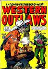 Cover for Western Outlaws (Fox, 1948 series) #20