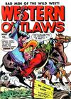 Cover for Western Outlaws (Fox, 1948 series) #21