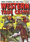 Cover for Western True Crime (Fox, 1948 series) #15 [1]
