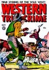 Cover for Western True Crime (Fox, 1948 series) #16 [2]