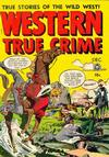 Cover for Western True Crime (Fox, 1948 series) #3