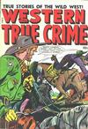 Cover for Western True Crime (Fox, 1948 series) #4