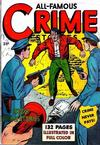 Cover for All-Famous Crime Stories (Fox, 1949 series) #[nn]