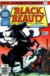 Cover for Marvel Classics Comics (Marvel, 1976 series) #5 - Black Beauty
