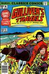 Cover for Marvel Classics Comics (Marvel, 1976 series) #6 - Gulliver's Travels