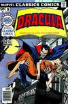 Cover for Marvel Classics Comics (Marvel, 1976 series) #9 - Dracula