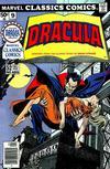 Cover for Marvel Classics Comics (Marvel, 1976 series) #9 - Dracula