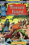 Cover for Marvel Classics Comics (Marvel, 1976 series) #15 - Treasure Island