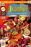 Cover for Marvel Classics Comics (Marvel, 1976 series) #16 - Ivanhoe
