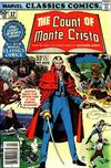 Cover for Marvel Classics Comics (Marvel, 1976 series) #17 - The Count of Monte Cristo