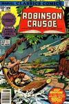 Cover for Marvel Classics Comics (Marvel, 1976 series) #19 - Robinson Crusoe