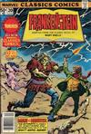 Cover for Marvel Classics Comics (Marvel, 1976 series) #20 - Frankenstein