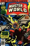 Cover for Marvel Classics Comics (Marvel, 1976 series) #21 - Master of the World