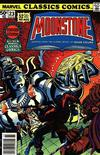 Cover for Marvel Classics Comics (Marvel, 1976 series) #23 - The Moonstone
