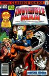 Cover for Marvel Classics Comics (Marvel, 1976 series) #25 - The Invisible Man