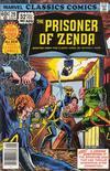 Cover for Marvel Classics Comics (Marvel, 1976 series) #29 - The Prisoner of Zenda [Standard Edition]
