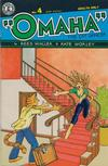 Cover for Omaha the Cat Dancer (Kitchen Sink Press, 1986 series) #4