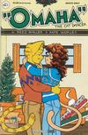 Cover for Omaha the Cat Dancer (Fantagraphics, 1994 series) #1