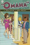 Cover for Omaha the Cat Dancer (Fantagraphics, 1994 series) #3