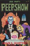 Cover for Peepshow (Drawn & Quarterly, 1992 series) #7