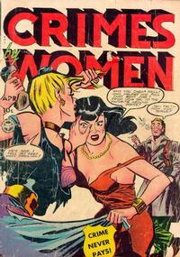 Cover Thumbnail for Crimes by Women (Fox, 1948 series) #6