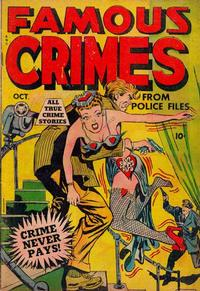 Cover Thumbnail for Famous Crimes (Fox, 1948 series) #3