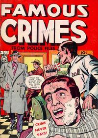 Cover Thumbnail for Famous Crimes (Fox, 1948 series) #6