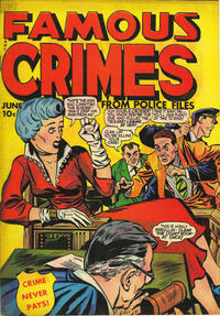 Cover Thumbnail for Famous Crimes (Fox, 1948 series) #10