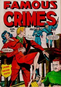 Cover Thumbnail for Famous Crimes (Fox, 1948 series) #20