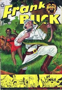 Cover Thumbnail for Frank Buck (Fox, 1950 series) #3