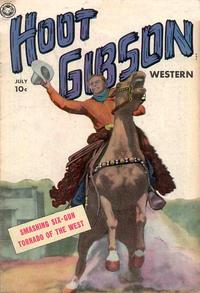 Cover Thumbnail for Hoot Gibson (Fox, 1950 series) #6 [2]