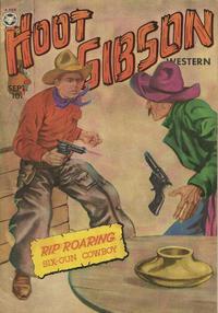 Cover Thumbnail for Hoot Gibson (Fox, 1950 series) #3