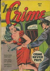 Cover Thumbnail for Inside Crime (Fox, 1950 series) #3 [1]