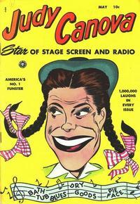 Cover Thumbnail for Judy Canova (Fox, 1950 series) #23 [1]