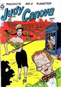 Cover Thumbnail for Judy Canova (Fox, 1950 series) #3