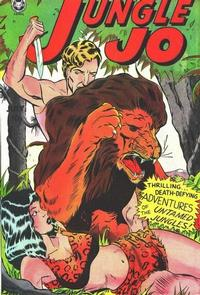Cover Thumbnail for Jungle Jo (Fox, 1950 series) #2