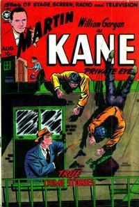 Cover Thumbnail for Martin Kane, Private Eye (Fox, 1950 series) #2