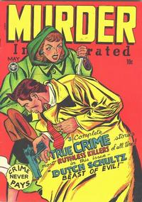 Cover Thumbnail for Murder Incorporated (Fox, 1948 series) #3