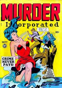 Cover Thumbnail for Murder Incorporated (Fox, 1948 series) #5