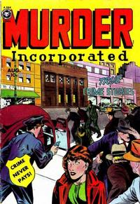 Cover Thumbnail for Murder Incorporated (Fox, 1950 series) #2