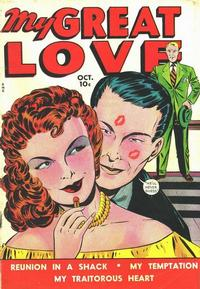 Cover Thumbnail for My Great Love (Fox, 1949 series) #1