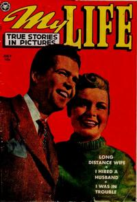 Cover Thumbnail for My Life True Stories in Pictures (Fox, 1948 series) #15