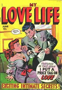 Cover Thumbnail for My Love Life (Fox, 1949 series) #6