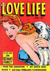 Cover Thumbnail for My Love Life (Fox, 1949 series) #7