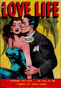 Cover Thumbnail for My Love Life (Fox, 1949 series) #11